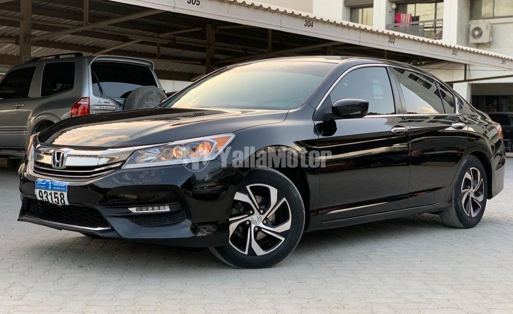 Used Honda Accord 2.4L LX 2017