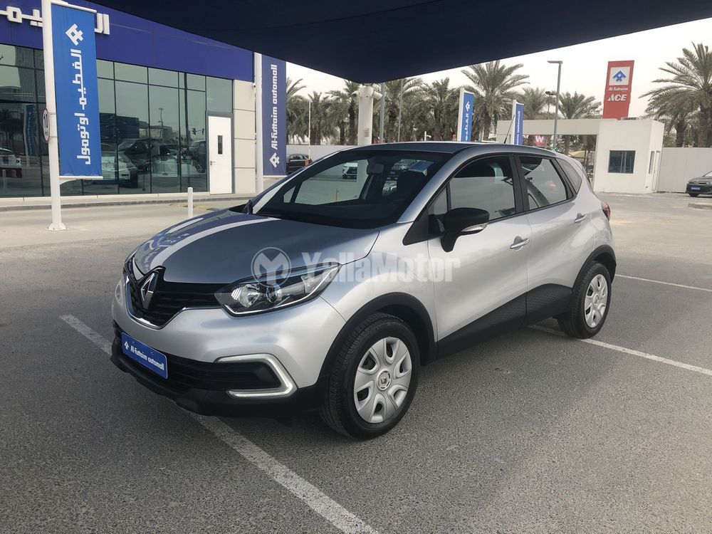 Used Renault Captur 2019
