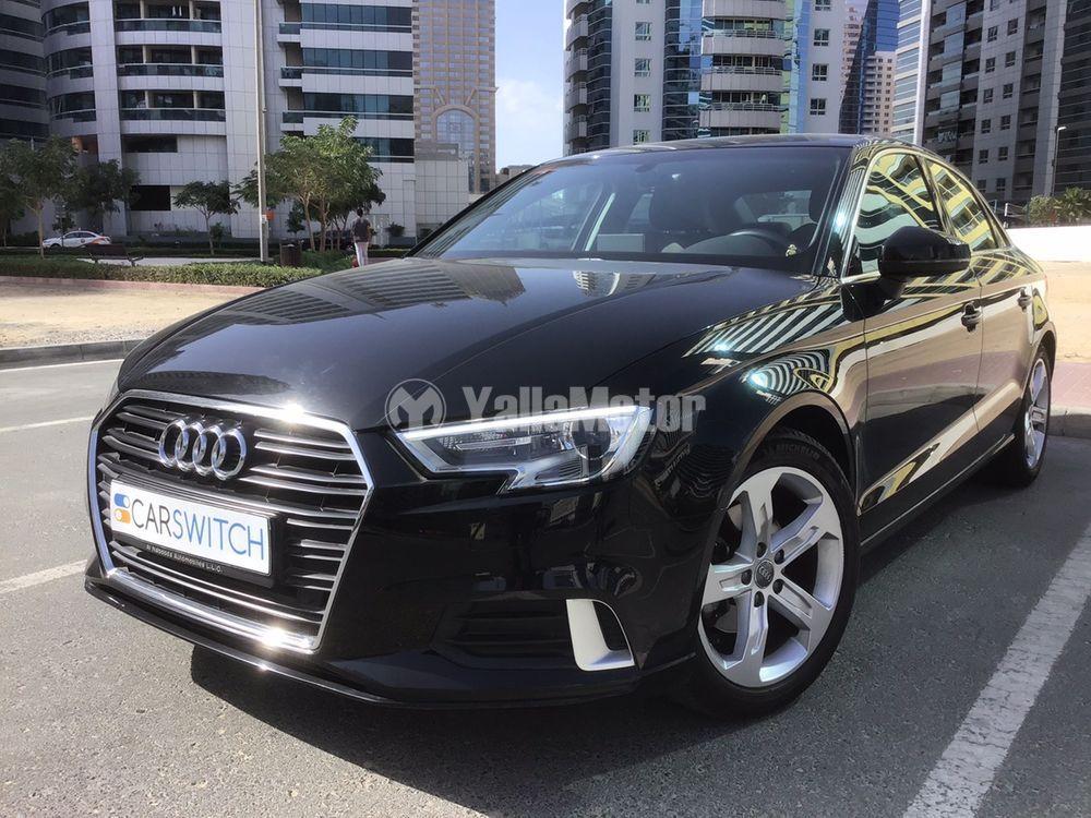 Used Audi A3 Sedan 2018