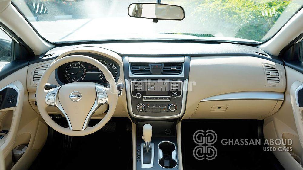 Used Nissan Altima 2.5 SV 2017