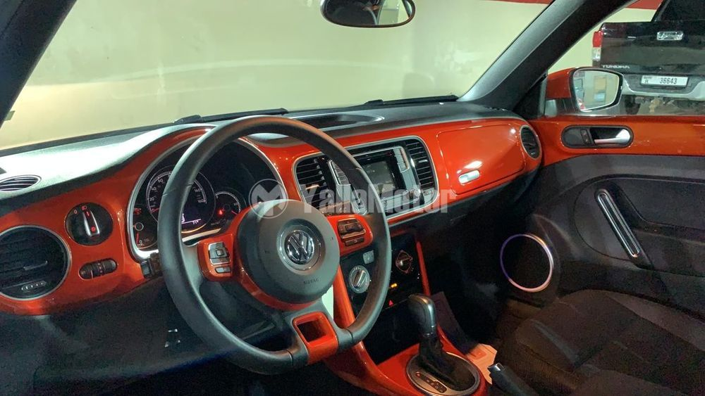 فولكس فاجن بيتل 2.0L Exclusive Cabriolet 2019 مستعملة