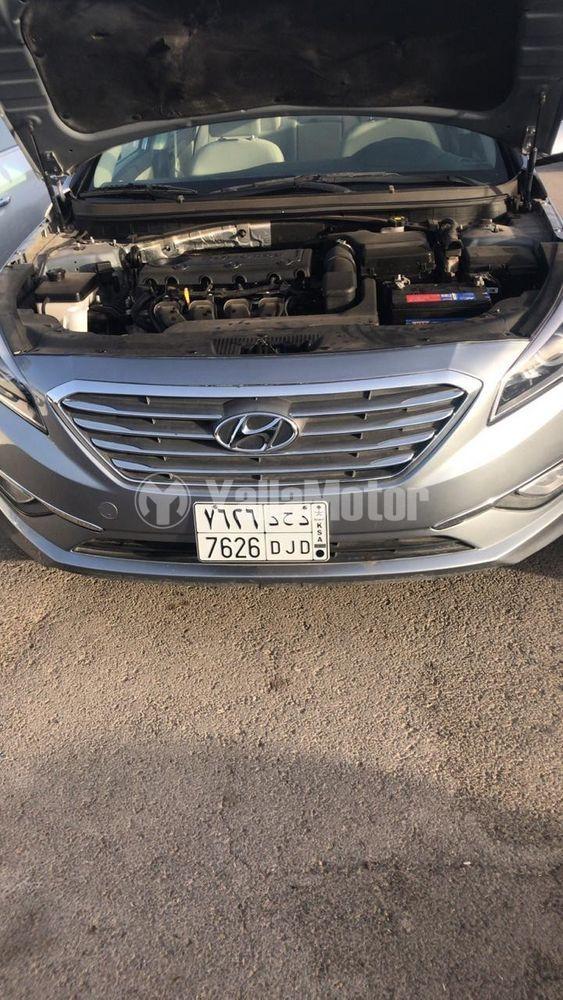 Used Hyundai Sonata 2.4L 2017