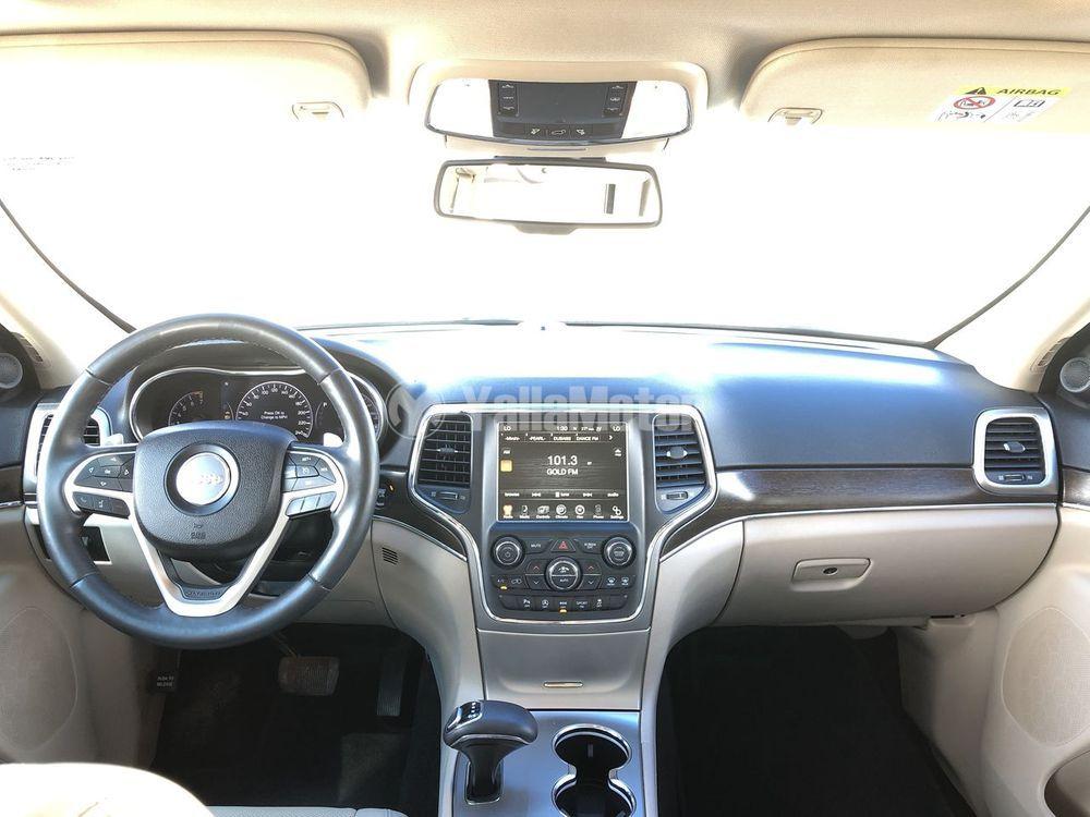 Used Jeep Grand Cherokee 2015