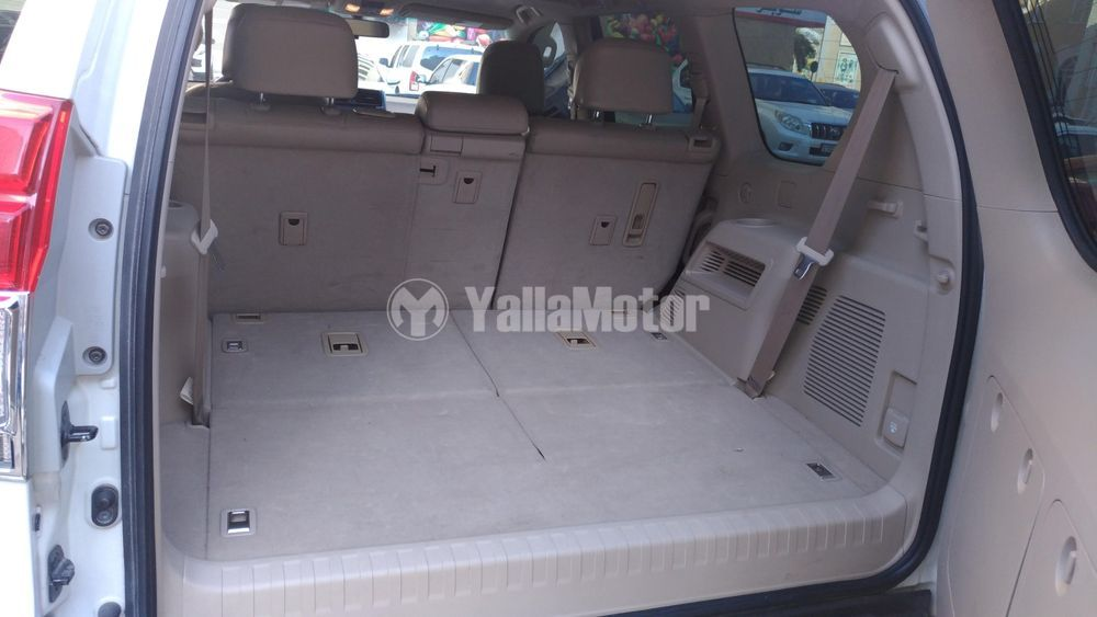 Used Toyota Land Cruiser Prado 4.0L V6 TXL1 2012