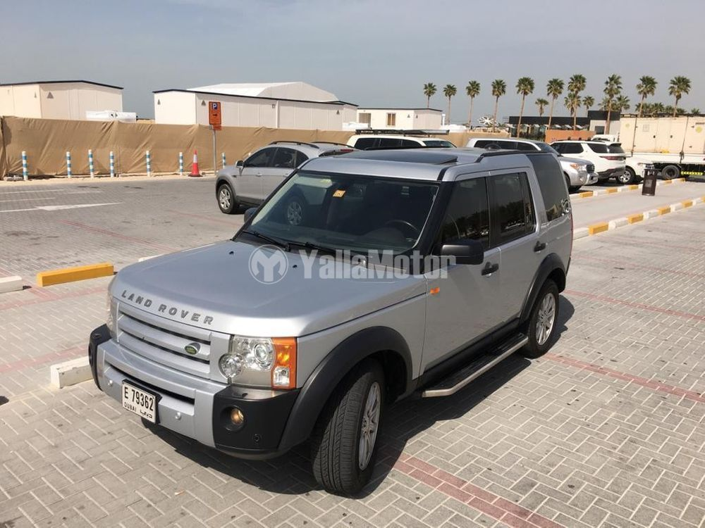 Used Land Rover Discovery 3.0L SC V6 HSE 2008