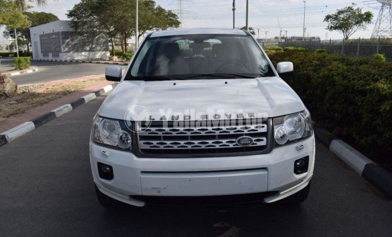 Used Land Rover LR2 2012