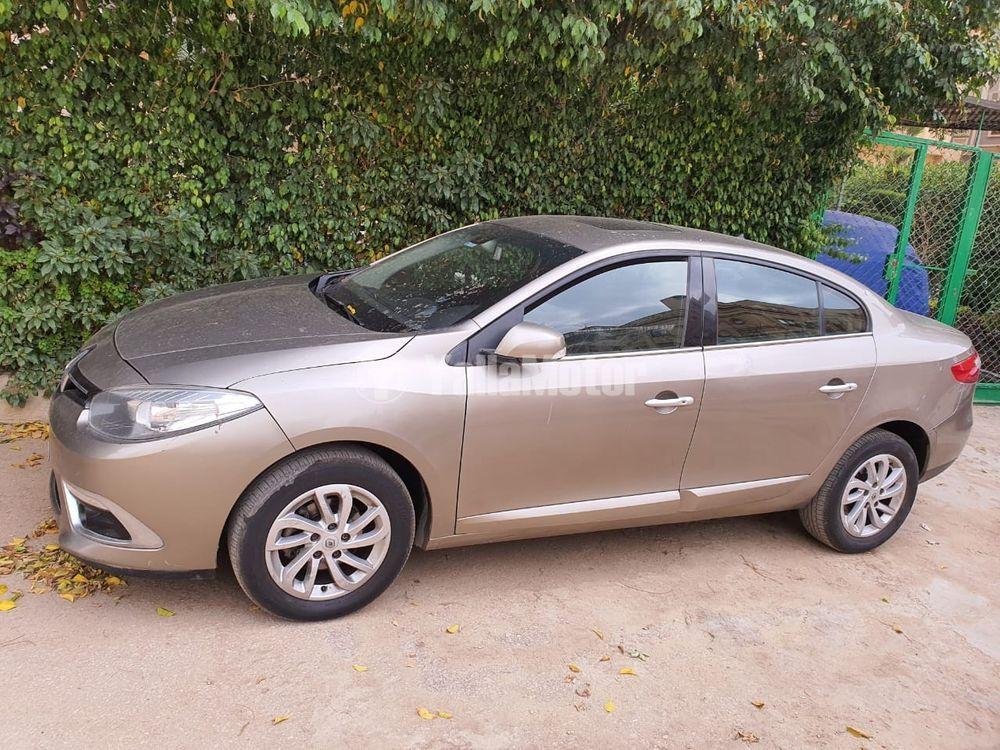 Used Renault Fluence 2015
