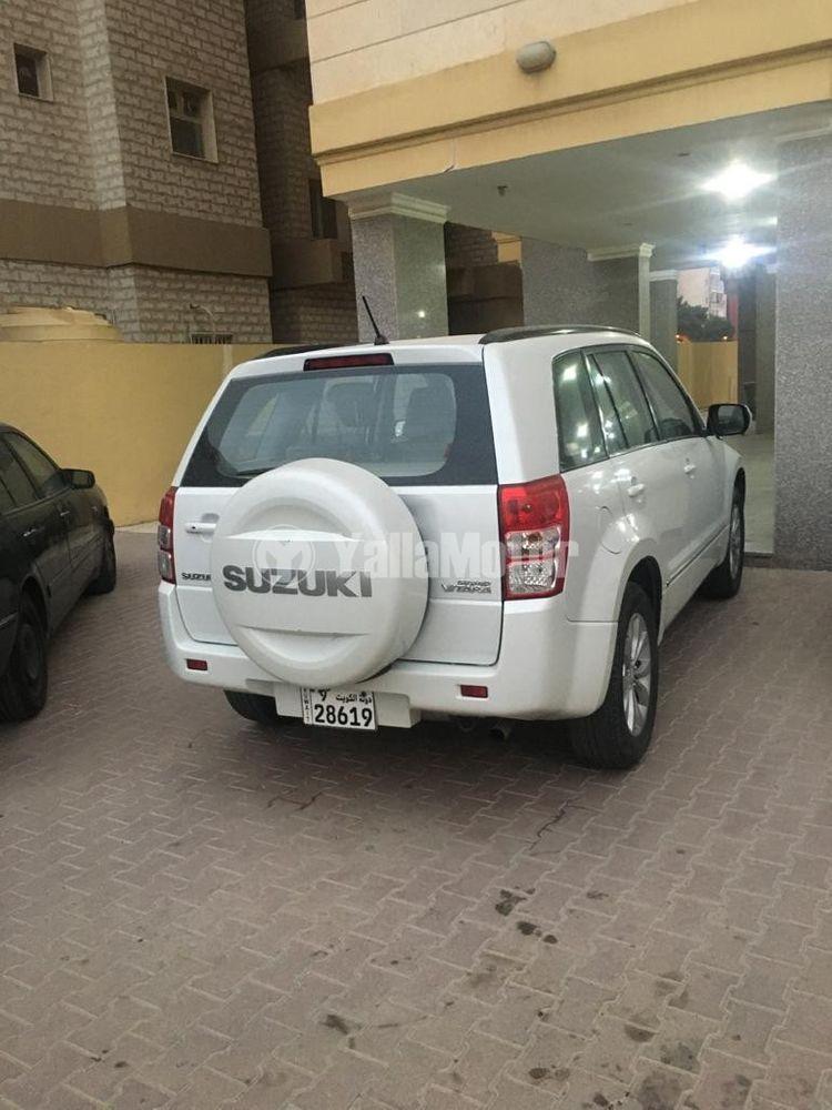 Used Suzuki Grand Vitara 2.4L (5 Door) Full Option 2015