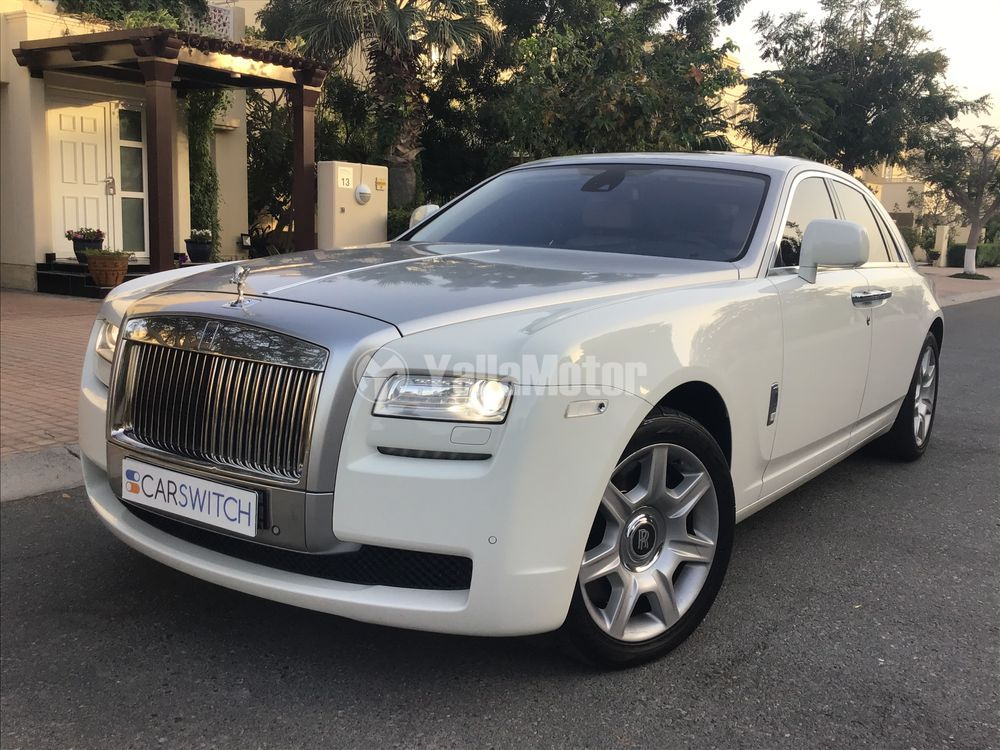 Used Rolls Royce Ghost 2011