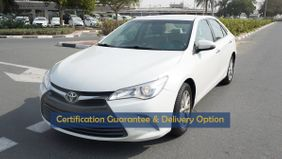 Used Toyota Camry 2.5L S 2017