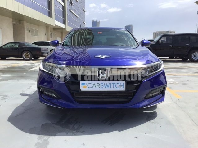Used Honda Accord 2018