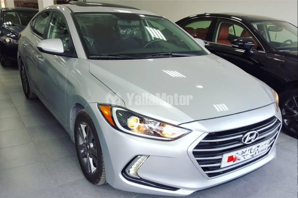 Used Hyundai Elantra 2.0L Base 2017