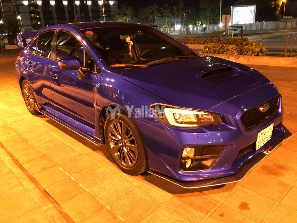 Used Subaru Impreza wrx 2015