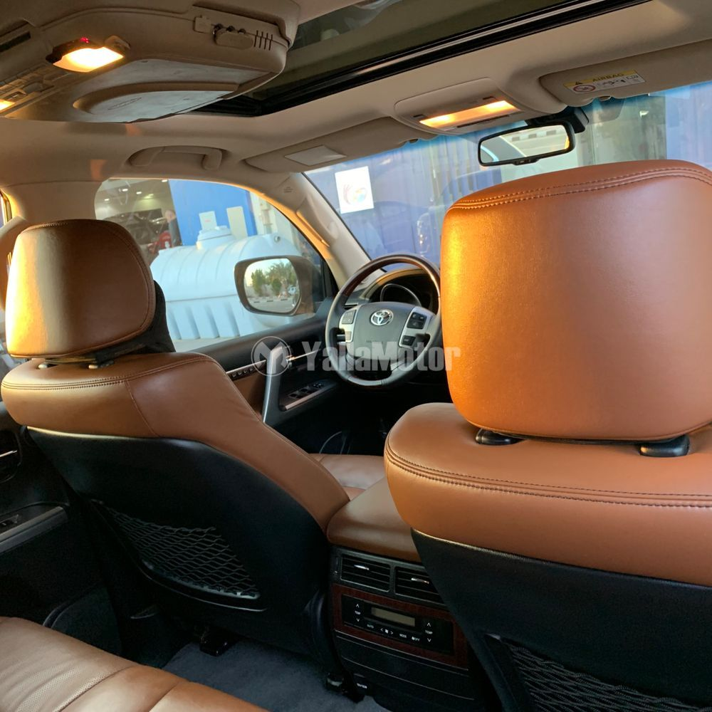 New Toyota Land Cruiser  5.7 VXR 2015