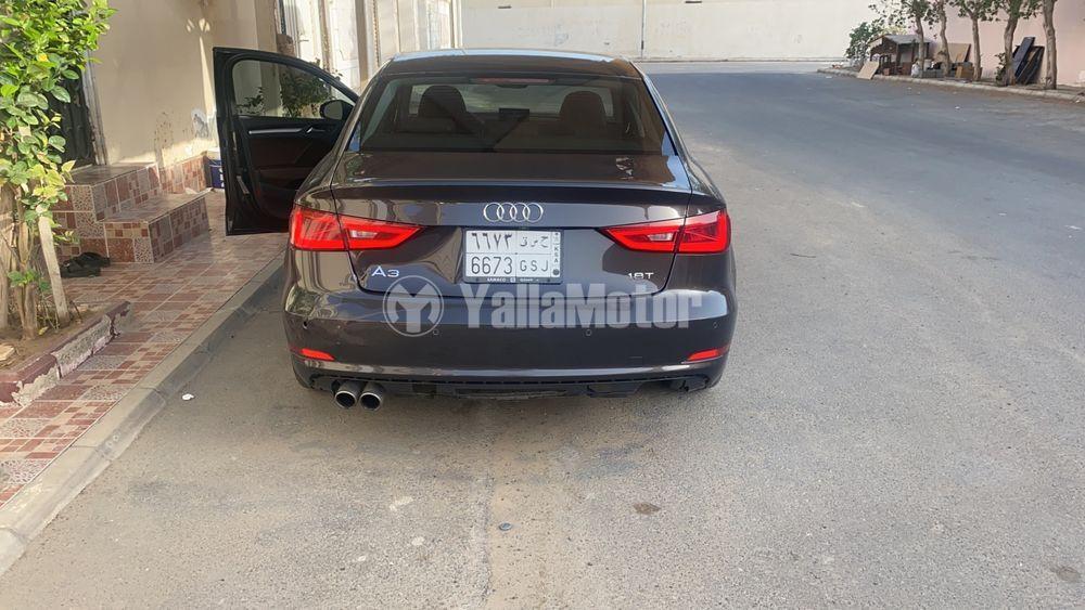 Used Audi A3 Sedan Ambition 1.8 Quattro (180 HP) 2015