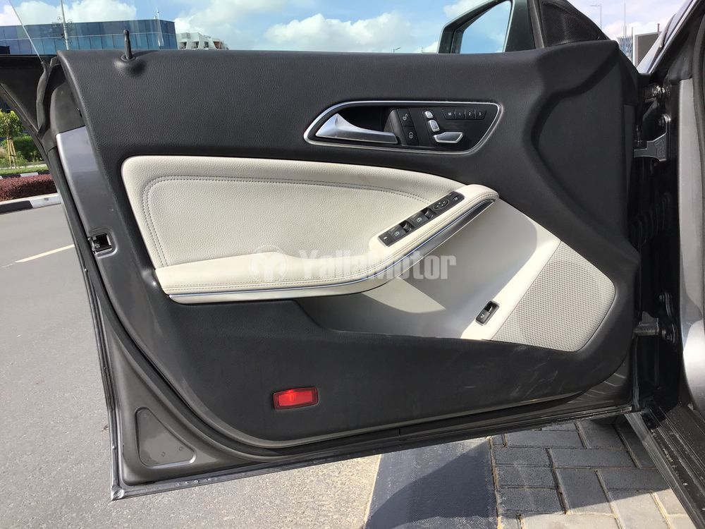 Used Mercedes-Benz CLA-Class 2018