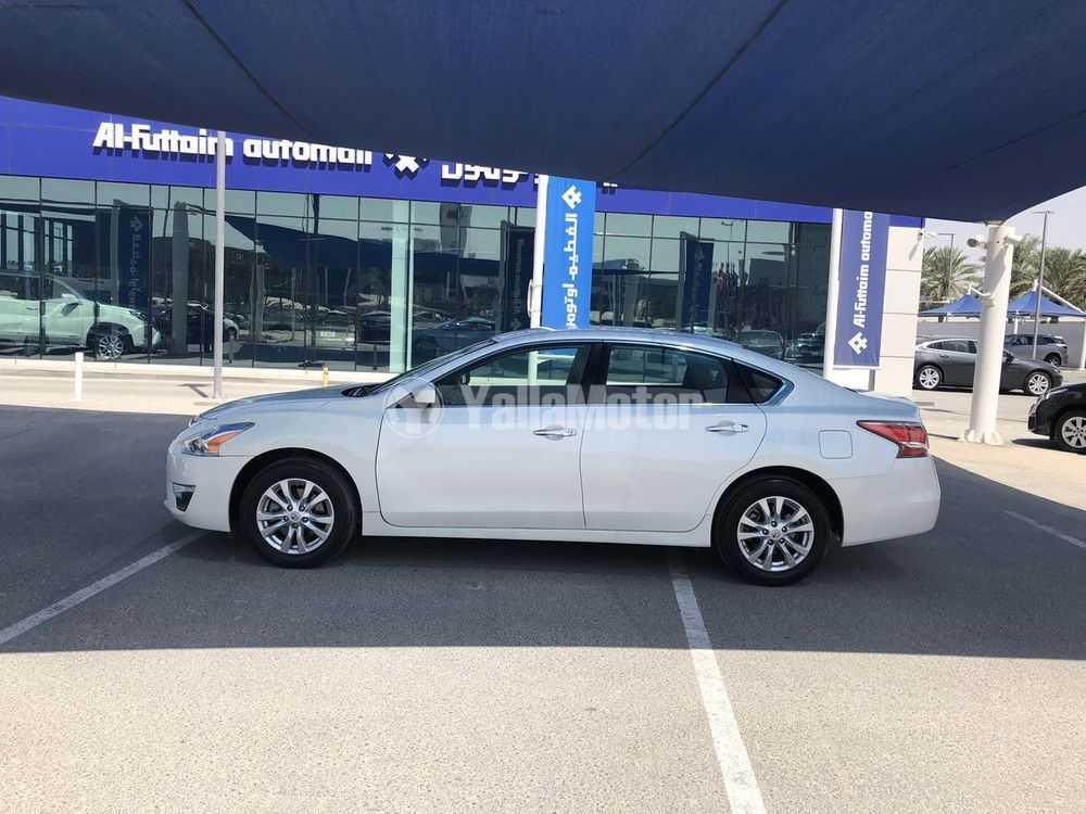 Used Nissan Altima 2015