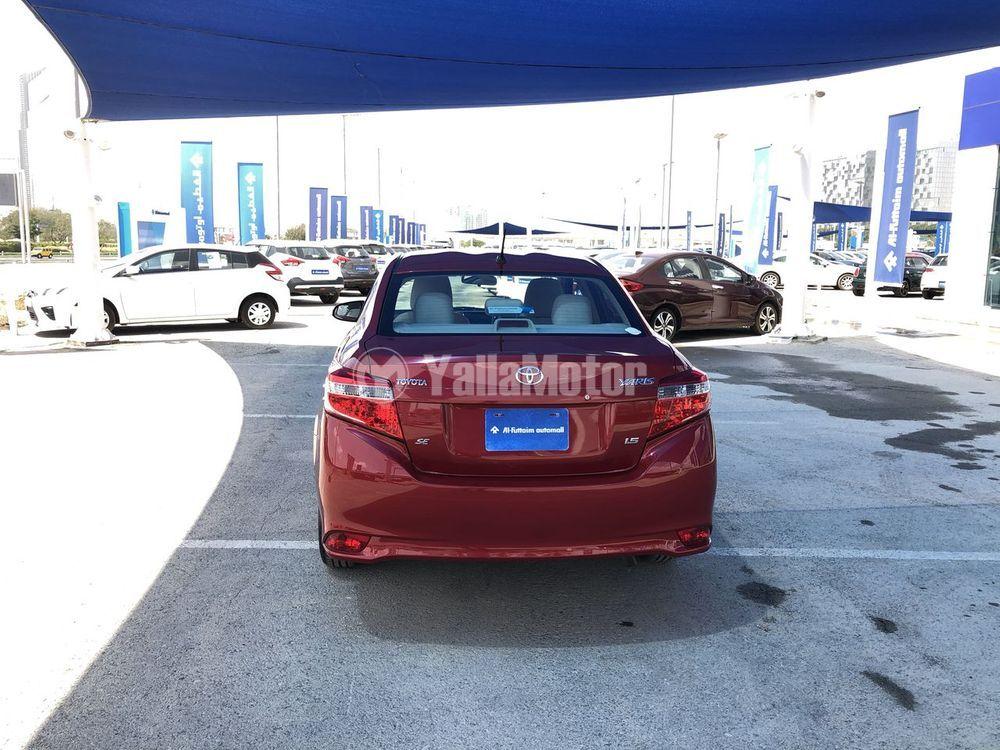 Used Toyota Yaris 2017