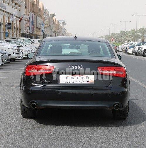 Used Audi A6 2.0L (180 HP) 2014