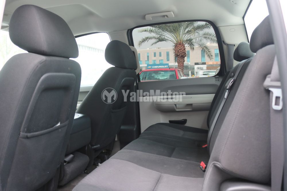 Used Chevrolet Silverado 1500 Crew Cab 2013