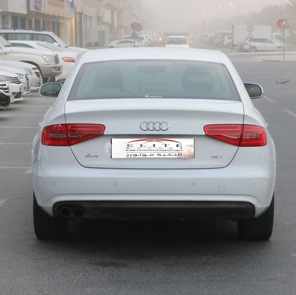 Used Audi A4 1.8L (170 HP) 2014