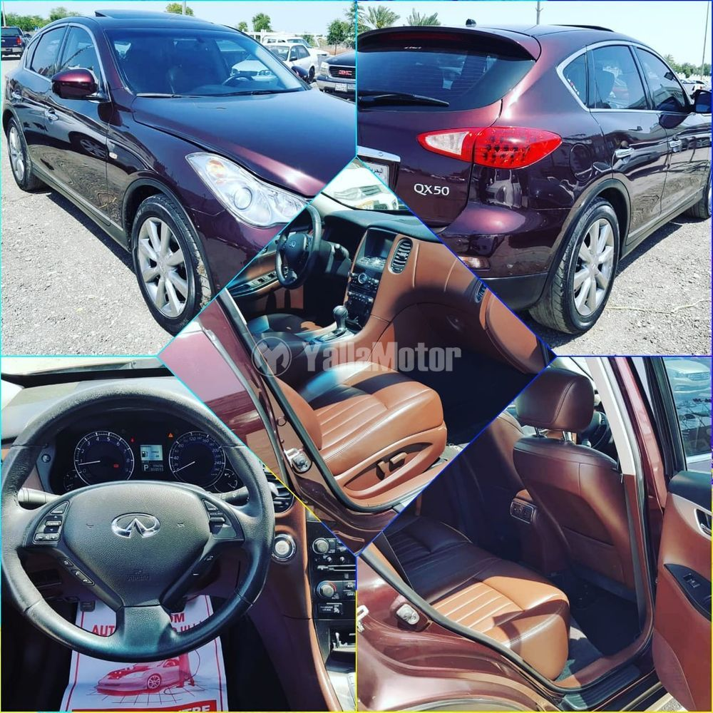 Used Infiniti QX50 3.7L Excellence 2015