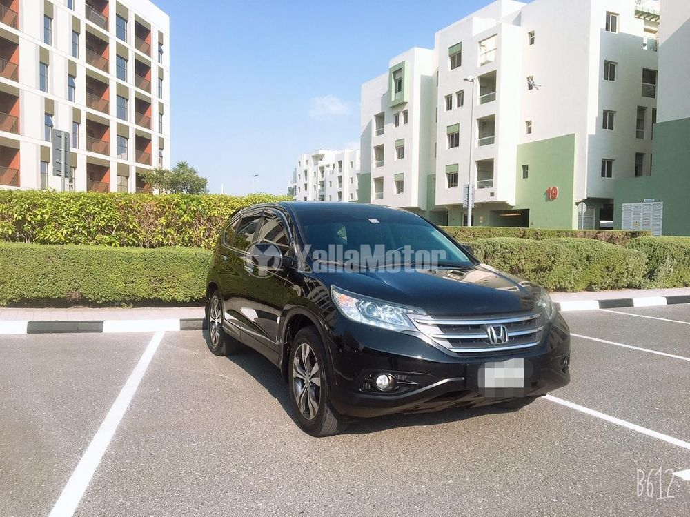 Used Honda CR-V EX Full Option (AWD)  2012