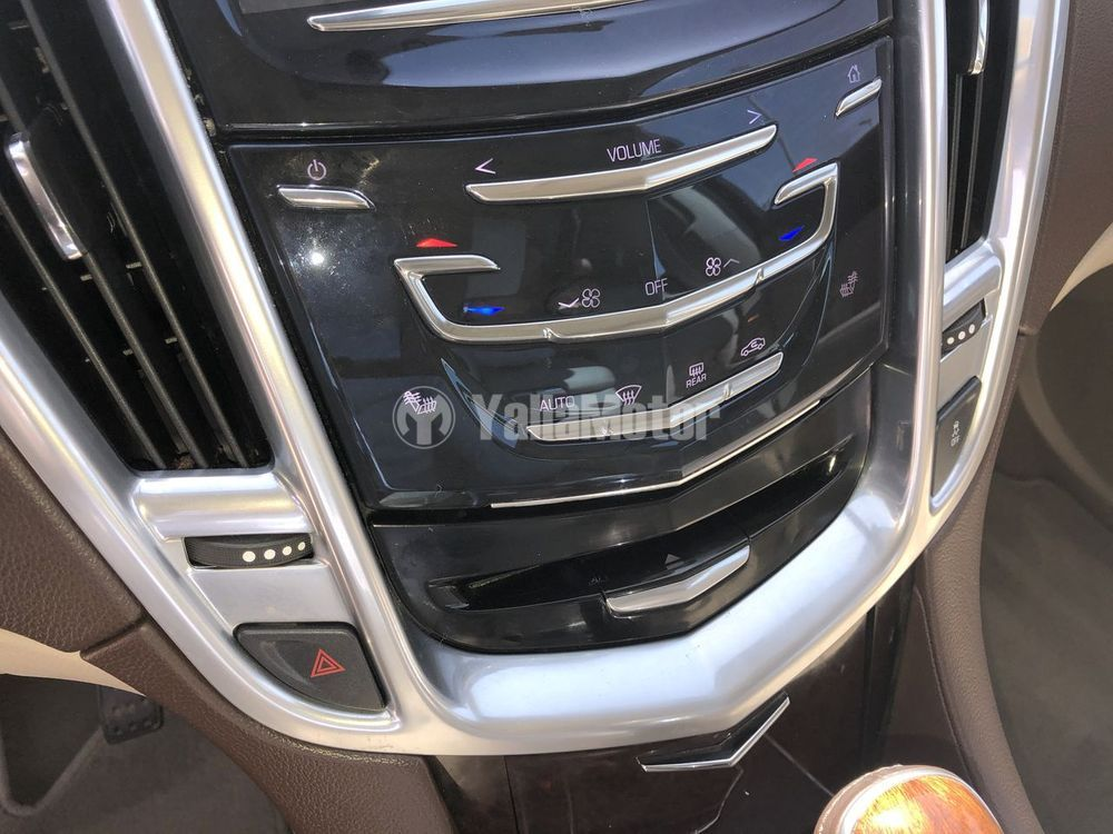 Used Cadillac SRX 2014