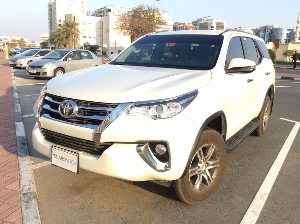 Used Toyota Fortuner 2019