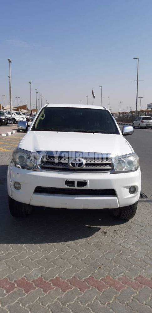 Used Toyota Fortuner 2.7L (4X4)  2010