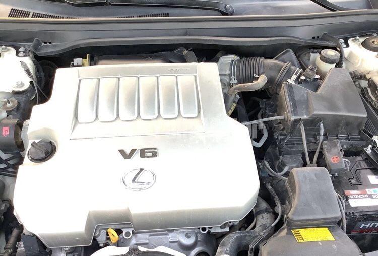 لكزس  إي أس 350 4 door 3.5L 2014 مستعملة