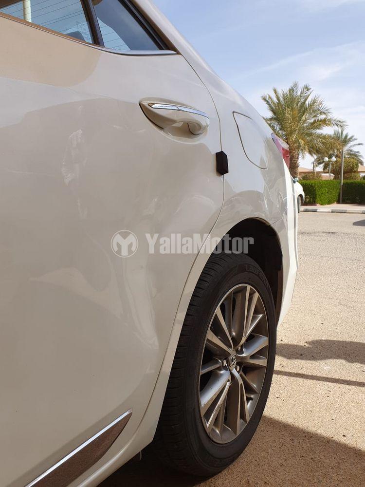 Used Toyota Corolla 2.0L XLI Executive 2016