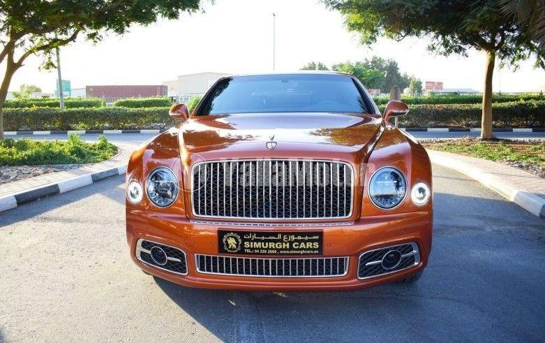 Used Bentley Mulsanne Mulliner 2017