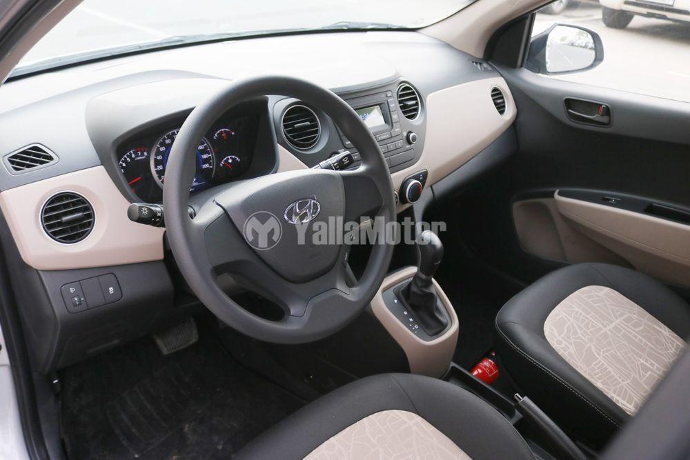 هيونداي جراند آي10 1.2 GL Hatchback 2019 الجديد
