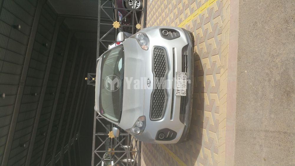 Used Kia Sportage 2.4L GDI LX (AWD)   2017
