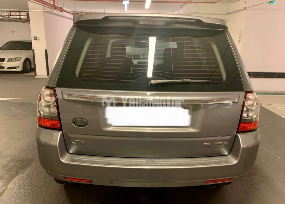 Used Land Rover LR2 HSE 2012