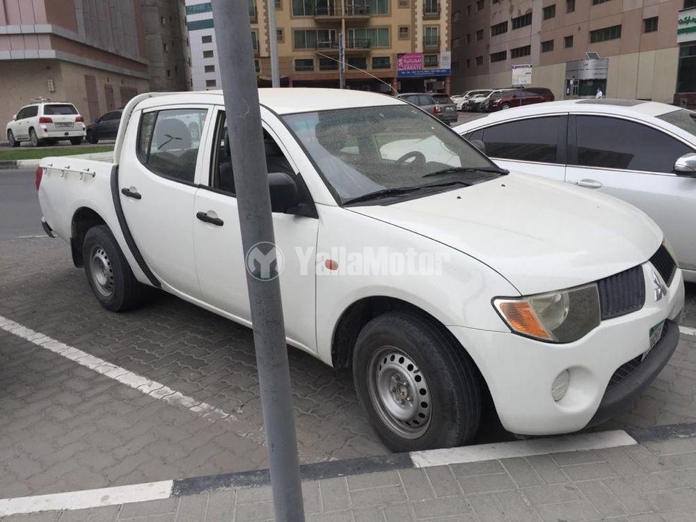 Used Mitsubishi L200 Double Cab 2008