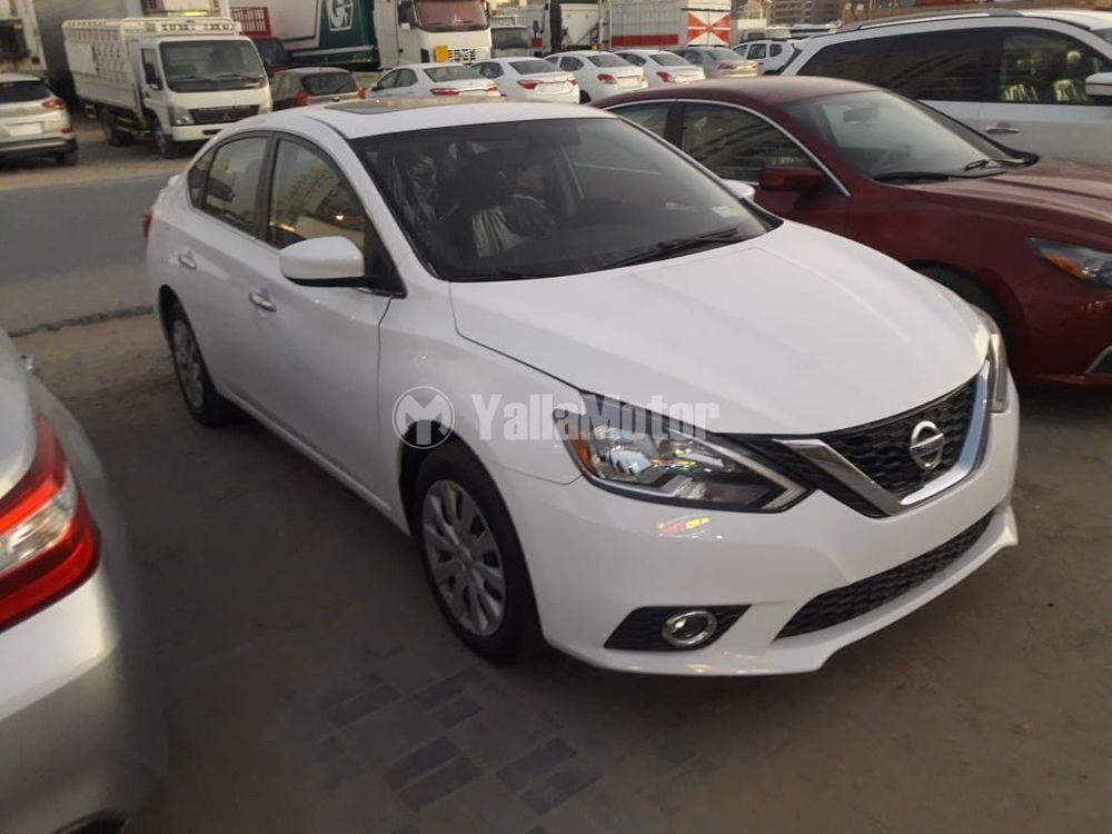 Used Nissan Sentra  1.6L SV 2017
