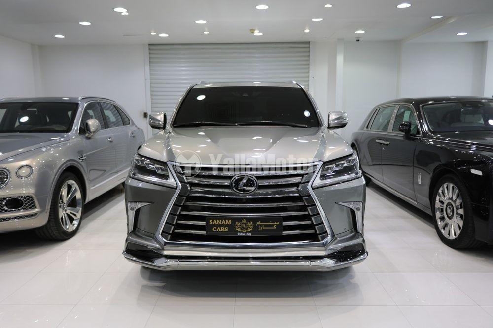 New Lexus LX 570 5 door 5.7L 2020