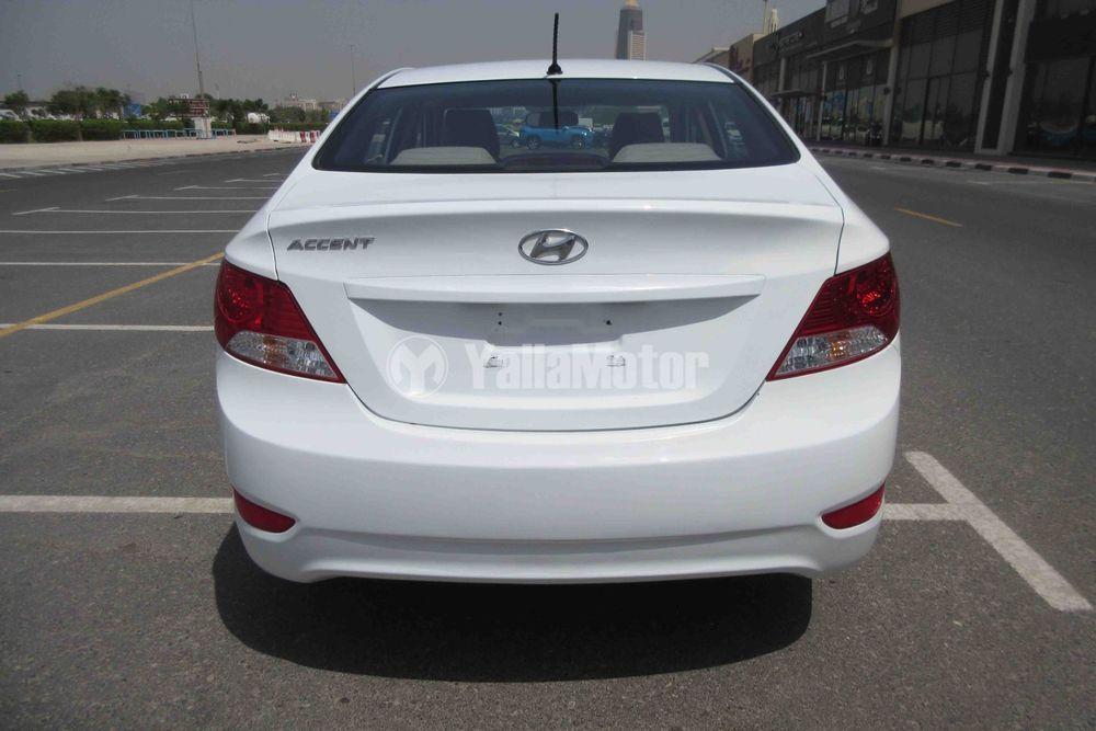 Used Hyundai Accent 1.6L Base 2017