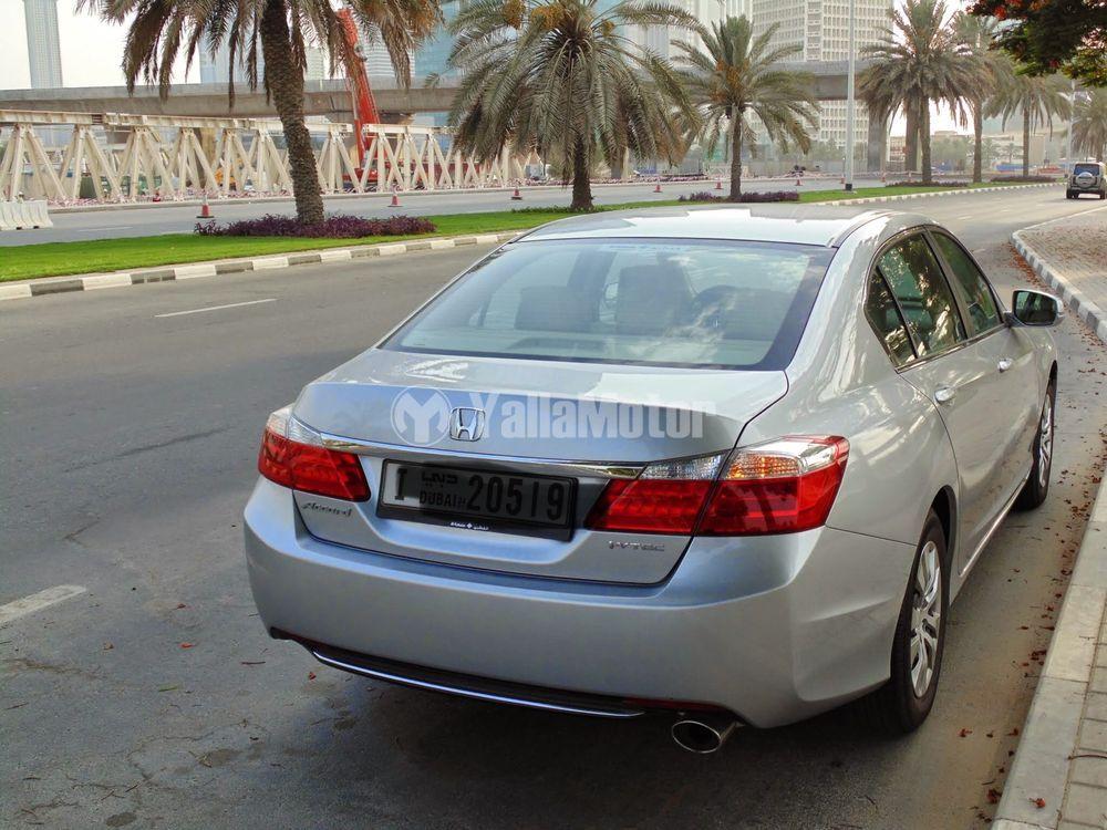 New Honda Accord 2.4L DX 2013