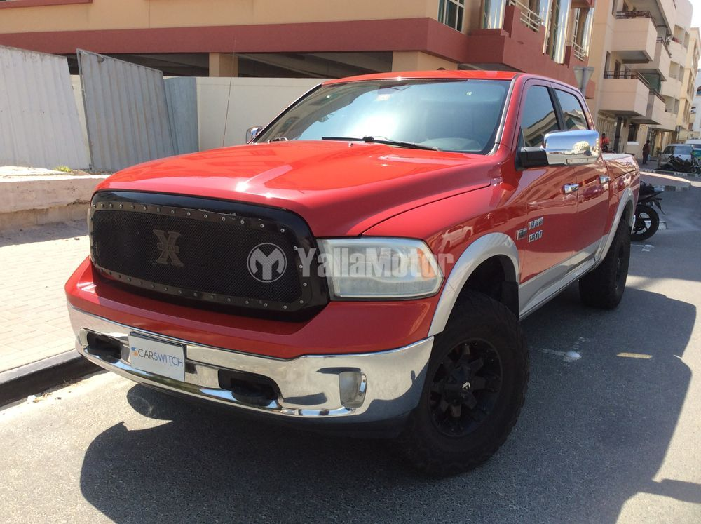 Used Dodge RAM 2013