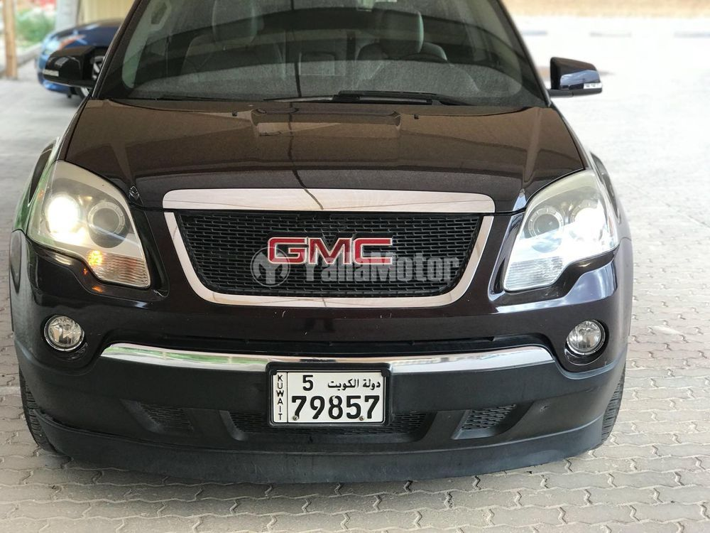 Used GMC Acadia 3.6L Front Wheel Drive 2009