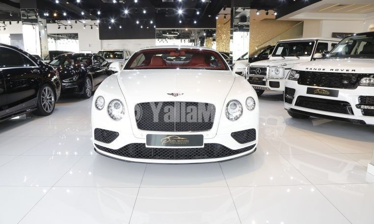 Used Bentley Continental GT V8 S 2016