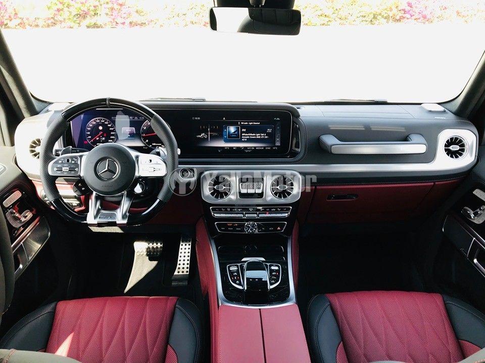 New Mercedes-Benz G-Class 2020