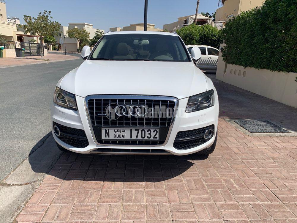 Used Audi Q5 3.2L 270 HP 2011