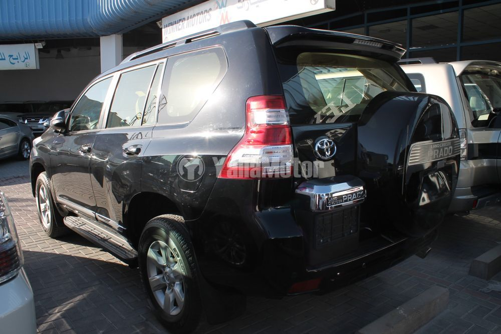 Used Toyota Land Cruiser Prado 2.7L VXR 2015