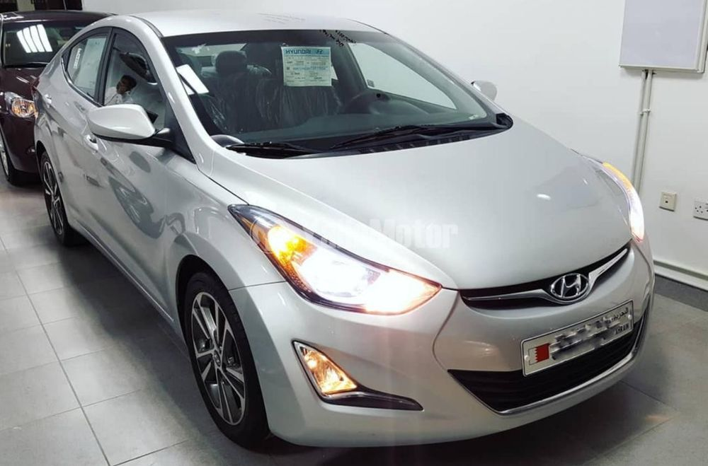 Used Hyundai Elantra 2.0L Mid 2016