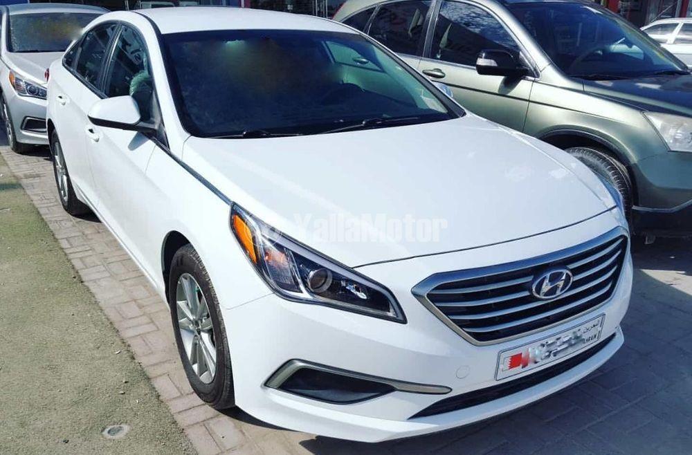 Used Hyundai Sonata 2.4L Mid 2017