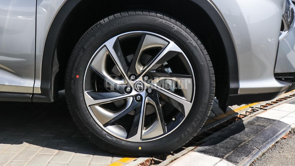 New Lexus RX 450h Prestige 2019
